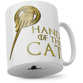 Hand of the Cat