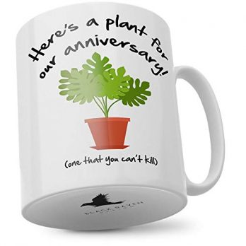 Here's a Plant for Our Anniversary! (One You Can't Kill)