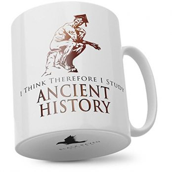 I Think Therefore I Study Ancient History