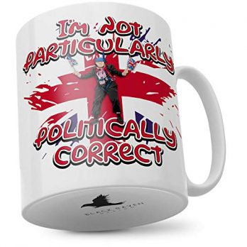 I'm Not Particularly Politically Correct
