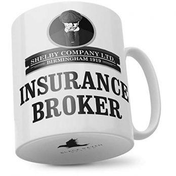 Insurance Broker | Shelby Company LTD. Birmingham 1919
