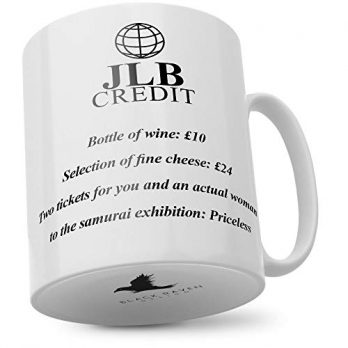 JLB Credit | Bottle of Wine: £10 Selection of Fine Cheeses: £24.