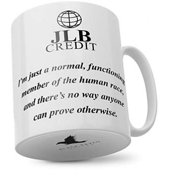 JLB Credit | I'm Just a Normal, Functioning Member of the Human Race.