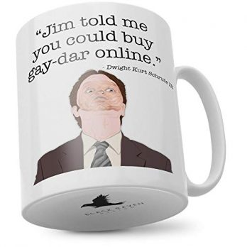 Jim Told Me You Could Buy a Gay-DAR Online…