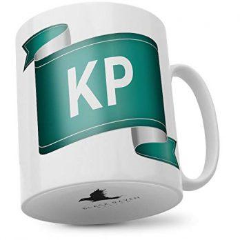 KP | Initials
