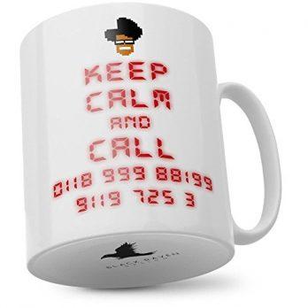 Keep Calm and Call 0118 999 88199 9119 725 3