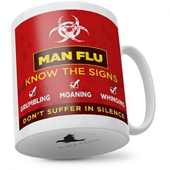 Man Flu – Know The Signs