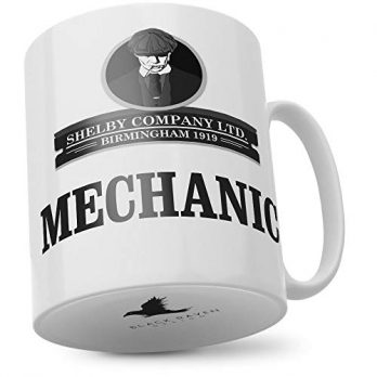 Mechanic | Shelby Company LTD. Birmingham 1919