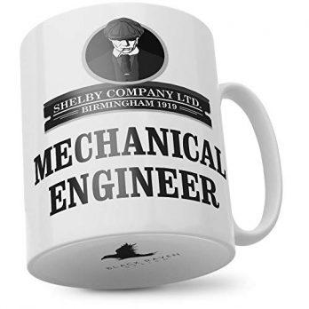 Mechanical Engineer | Shelby Company LTD. Birmingham 1919