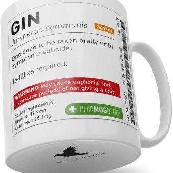 Prescription Gin