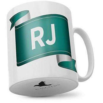 RJ | Initials