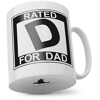 Rated D for Dad