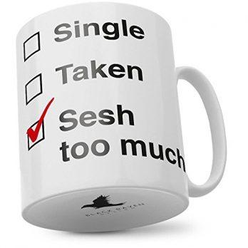 Single Taken Sesh Too Much