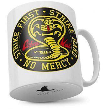 Strike First • Strike Hard • No Mercy | Cobra Kai