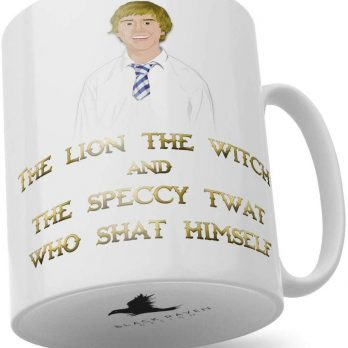 The Lion the Witch and the Speccy Twat Who Shat Himself