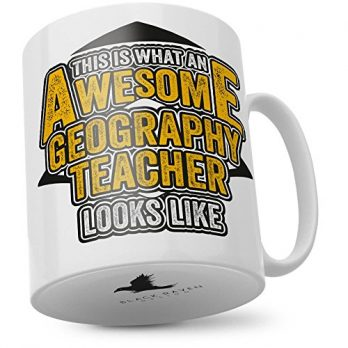 This is What an Awesome Geography Teacher Looks Like