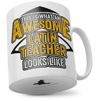 This is What an Awesome Latin Teacher Looks Like