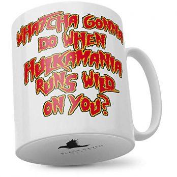 Watcha Gonna Do When Hulkamania Runs Wild On You?