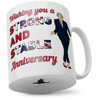 Wishing You a Strong and Stable Anniversary