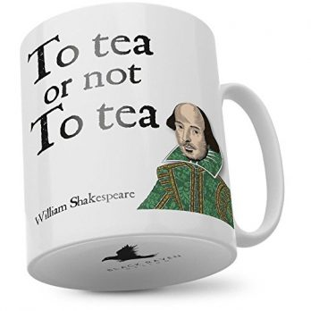 to Tea or Not to Tea | William Shakespeare